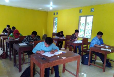Tahap Ujian Seleksi Pamong Desa