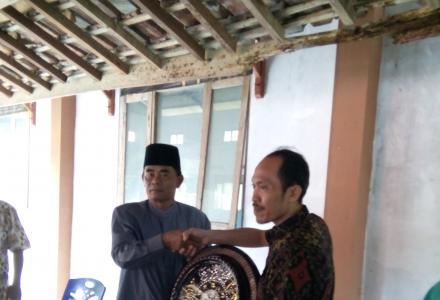 Kunjungan Studi Banding Desa Jambu Timur Kabupaten Jepara  Di Desa Mangunan