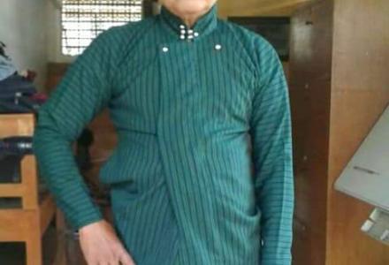 Sanimin, S,Sn Terpilih Menjadi Ketua BPD Desa Mangunan 2018-2024