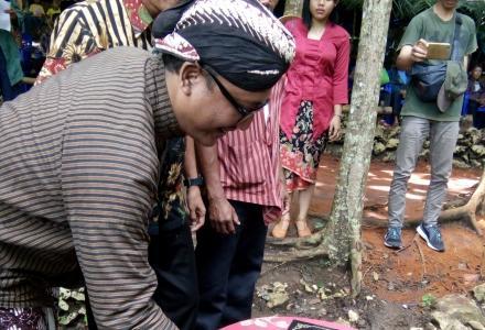 Kepala Dinas Pariwisata DIY Lounching Wisata JSPB Mangunan