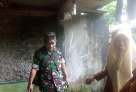 Pemerintah Kecamatan Dlingo Melakukan kegiatan PSN di Pedukuhan Kediwung