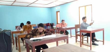 5 Peserta Ikuti Seleksi Pengisian Pamong Desa Untuk Jabatan Dukuh Sukorame