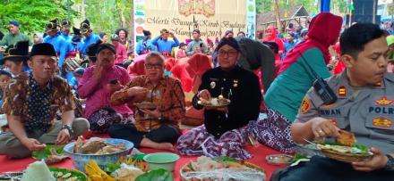 Merti Dusun, Prosesi Bentuk Rasa Syukur Warga Dusun Mangunan Kepada Allah SWT